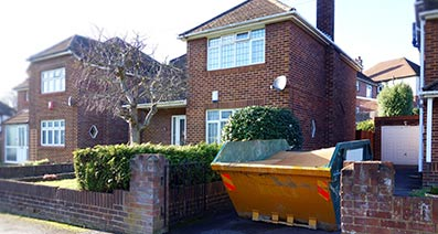 Low cost skip hire