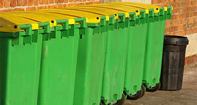 Liverpool's Green Bins